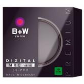 B+W zirkular Polarisationsfilter (77mm,Käsemann MRC Nano, XS-PRO digital)
