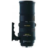 Sigma 150-500 mm F5,0-6,3 APO DG OS HSM-Objektiv (86 mm Filtergewinde) für Canon Objektivbajonett