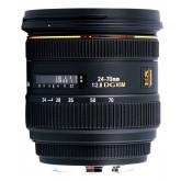 Sigma 24-70 mm F2,8 EX DG HSM-Objektiv (82 mm Filtergewinde) für Canon Objektivbajonett