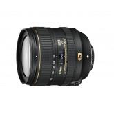 Nikon AF-S DX Nikkor ED VR 16-80 mm 1:2 8-4E Objektiv (72 mm Filtergewinde) schwarz