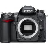 Nikon D7000 SLR-Digitalkamera (16 Megapixel, 39 AF-Punkte, LiveView, Full-HD-Video) schwarz