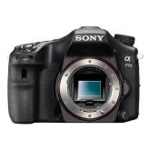 Sony ILCA Alpha 77 IIQ SLR-Digitalkamera (24,3 Megapixel, 7,6 cm (3 Zoll) LCD-Display, 79-Phasen AF-Messfelder, 12 Bilder/Sek, OLED-Sucher und Autofokus) Kit inkl. SAL-1650 Objektiv
