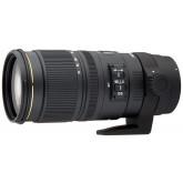 Sigma 70-200 mm F2,8 EX DG OS HSM-Objektiv (77 mm Filterdurchmesser) für Canon Objektivbajonett