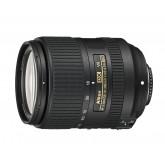 Nikon Nikkor AF-S DX 18-300 mm 1:3,5-6,3G ED VR-Objektiv (inkl. LC-67 Frontdeckel und LF-4 Rückdeckel) schwarz