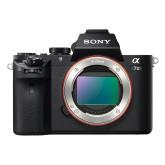 Sony Alpha 7 II nur Gehäuse (24,3 Megapixel, 7,62 cm (3 Zoll) LCD Display, Full HD Videofunktion (XAVC S, AVCHD), Vollformat Exmor CMOS Sensor) schwarz