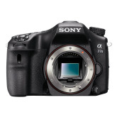 Sony ILCA Alpha 77 II SLR-Digitalkamera Gehäuse (24,3 Megapixel, 7,6 cm (3 Zoll) LCD Display, EXMOR APS-C CMOS-Sensor, 79-Phasen AF-Messfelder, 12 Bilder/Sek, Full HD, WiFi/NFC, HDMI) schwarz