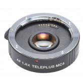 Kenko KE-MC4DX1S DGX MC4 Sony AF Konverter 1,4-fach schwarz