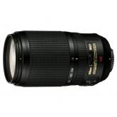 Nikon AF-S Zoom-Nikkor 70-300mm 1:4,5-5,6G VR Objektiv (67mm Filtergewinde, bildstabilisiert)