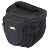 """Kameratasche """"""""EasyLoader"""""""" Colttasche für DSLR und Systemkamera (Universaltasche inkl. Schnellzugriff, Staubschutz, Tragegurt und Zubehörfach) schwarz, 15,5 x 15 x 10,5 cm"""