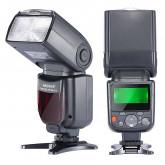 Neewer® NW670 (zweite Generation von VK750II) E-TTL-Flash Blitz Blitzgerät für Canon EOS 700D 650D 600D 1100D 550D 500D 100D 6D, Rebel T3 T5i T4i T3i T2i T1i SL1, 1Ds Mark III, 1Ds Mark II, 5D Mark III, 5D Mark II, 1D Mark IV, 1D Mark III und alle anderen