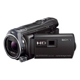 Sony HDR-PJ810 PJ-Serie Premium-Modell Camcorder (Full HD, 24,5 Megapixel, Sony G-Optik mit 12 fach Zoom, HDMI) schwarz