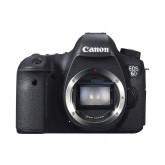 Canon EOS 6D Vollformat Digital-SLR Kamera mit WLAN und GPS (20,2 Megapixel, 7,6 cm (3 Zoll) Display, DIGIC 5+) nur Gehäuse
