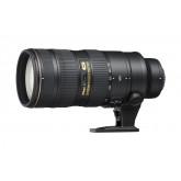 Nikon AF-S Nikkor 70-200mm 1:2,8G ED VR II Objektiv (77 mm Filtergewinde, bildstab.)