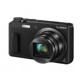 Panasonic LUMIX DMC-TZ58EG-K Travellerzoom Kamera (16 Megapixel, 20x opt. Zoom, 3-Zoll LCD-Display, Full HD, WiFi, 24 mm Weitwinkel-Objektiv) schwarz
