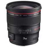 Canon EF 24mm 1:1,4 L II USM Objektiv (77 mm Filtergewinde)