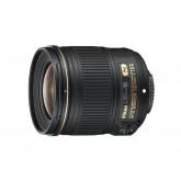 Nikon AF-S Nikkor 28mm 1:1,8G Objektiv inkl. HB-64 und CL-0915
