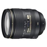 Nikon AF-S 24-120mm 1:4G ED VR Objektiv (77 mm Filtergewinde) inkl. HB-53