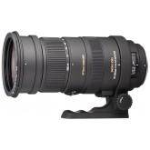 Sigma 50-500 mm F4,5-6,3 DG OS HSM-Objektiv (95 mm Filtergewinde) für Pentax Objektivbajonett