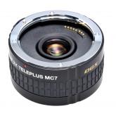 Kenko KE-MC7DXS DGX MC7 Sony AF Konverter 2,0-fach schwarz