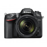 Nikon D7200 (24 Megapixel, 8 cm (3,2 Zoll) LCD-Display, Wi-Fi, NFC, Full-HD-Video) Kit inkl. AF-S DX Nikkor 18-140 mm 1:3,5-5,6G ED VR Objektiv