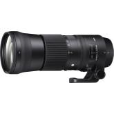 Sigma 150-600mm F5,0-6,3 DG OS HSM Contemporary (95mm Filtergewinde) für Nikon Objektivbajonett