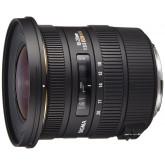 Sigma 10-20 mm F3,5 EX DC HSM-Objektiv (82 mm Filtergewinde) für Canon Objektivbajonett