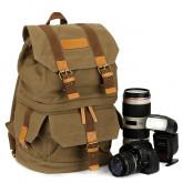 TARION® Kamerarucksack Fotorucksack Kameratasche Stativ Befestigung Geräumige Fächer für SLR DSLR Kameras und Objetive & Zubehör