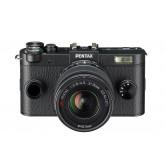 Pentax Q-S1 Systemkamera (12 Megapixel, 7,6 cm (3 Zoll) HD-LCD-Display, bildstabilisiert, DRII Dust Removal System, Full-HD-Video, HDMI) Kit inkl. 5-15 mm Objektiv schwarz