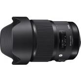 Sigma 20mm F1,4 DG HSM Objektiv für Nikon schwarz