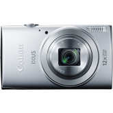 Canon IXUS 170 Digitalkamera (20 Megapixel, 12-fach optisch, Zoom, 24-fach ZoomPlus, opt. Bildstabilisator, 6,8 cm (2,7 Zoll) LCD-Display, HD-Movie 720p) Silber