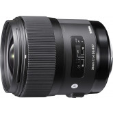 Sigma 35 mm f/1,4 DG HSM-Objektiv (67 mm Filtergewinde) für Nikon Objektivbajonett