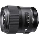 Sigma 35 mm f/1,4 DG HSM-Objektiv (67 mm Filtergewinde) für Sony Objektivbajonett
