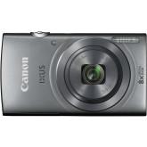 Canon IXUS 160 Digitalkamera (20 Megapixel, 8-fach optisch, Zoom, 16-fach ZoomPlus, 6,8 cm (2,7 Zoll) LCD-Display, HD-Movie 720p) silber