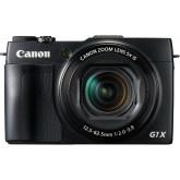 Canon PowerShot G1X Mark II Digitalkamera (12,8 Megapixel, 5-fach optischer Zoom, 1:2-3,9, 24-mm Weitwinkel, Full-HD, CMOS Sensor) schwarz