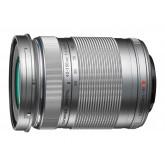 Olympus M.Zuiko Digital ED 40-150 mm 1:4.0-5.6 R Objektiv silber