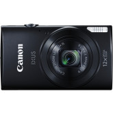 Canon IXUS 170 Digitalkamera (20 Megapixel, 12-fach optisch, Zoom, 24-fach ZoomPlus, opt. Bildstabilisator, 6,8 cm (2,7 Zoll) LCD-Display, HD-Movie 720p) schwarz