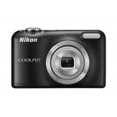 Nikon Coolpix L31 Digitalkamera (16 Megapixel, 5-fach opt. Zoom, 6,7 cm (2,6 Zoll) Display, HD-Video) schwarz