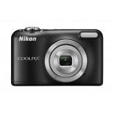 Nikon Coolpix L31 Digitalkamera (16 Megapixel, 5-fach opt. Zoom, 6,7 cm (2,6 Zoll) Display, HD-Video) schwarz