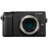 Panasonic LUMIX G DMC-GX80EG-K Systemkamera (16 Megapixel, Dual I.S. Bildstabilisator, flexibler Touchscreen, Sucher, 4K Foto und Video, WiFi) schwarz
