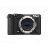 Nikon 1 J5 Systemkamera (20 Megapixel, 7,5 cm (3 Zoll) Display, 4K-Videoaufzeichnung, Funktionswählrad, Einstellrad, Funktionstaste, WiFi, NFC, USB, HDMI) nur Gehäuse schwarz