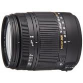 Sigma 18-250 mm F3,5-6,3 DC Macro OS HSM Objektiv (62 mm Filtergewinde) für Nikon Objektivbajonett