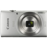 Canon IXUS 175 Kompaktkamera (20 Megapixel, 8-fach optischer Zoom, 16-fach ZoomPlus, 6,8 cm (2,7 Zoll) LCD, Taschenformat) silber