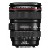Canon EF 24-105 mm 1:4.0 L IS USM Objektiv (77 mm Filtergewinde, Original Handelsverpackung)