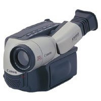 Canon UC6000 8 mm Camcorder Videokamera in schwarz-21