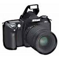 Nikon F65 Spiegelreflexkamera schwarz inkl. Nikon-Objektiv 28-80mm-21