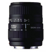 Sigma 70 210 / 4,0 5,6 APO Objektiv-21