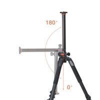 Vanguard Alta Pro 284CT Carbonstativ (3 Auszüge, Belastbarkeit bis 8kg, max. Höhe 160 cm)-22