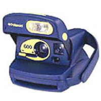 Polaroid 600 FF Sucherkamera Sofortbild Kamera-21