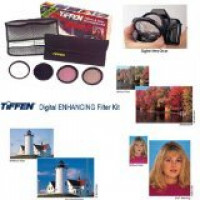 Tiffen Filter 77MM DIGITAL ENHANCING KIT-22