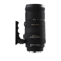 Sigma 120-400 mm F4,5-5,6 DG OS HSM-Objektiv (77 mm Filtergewinde) für Canon Objektivbajonett-21